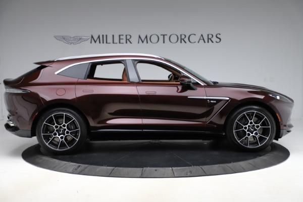 New 2021 Aston Martin DBX for sale $226,836 at Maserati of Westport in Westport CT 06880 8