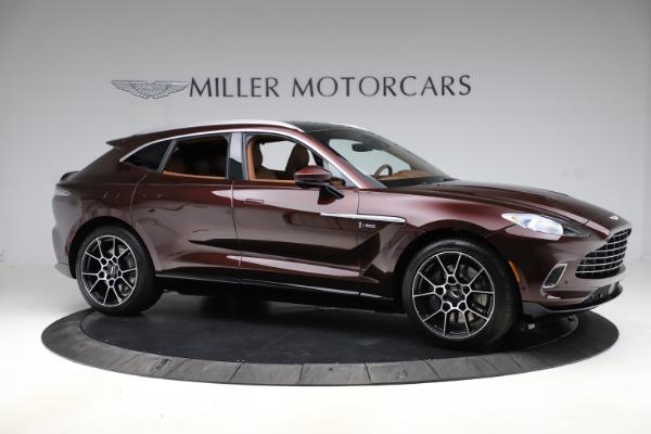 New 2021 Aston Martin DBX for sale $226,836 at Maserati of Westport in Westport CT 06880 9