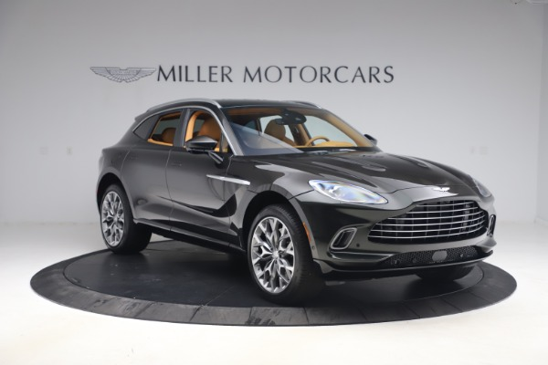 New 2021 Aston Martin DBX for sale $212,886 at Maserati of Westport in Westport CT 06880 10