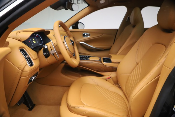 New 2021 Aston Martin DBX for sale $212,886 at Maserati of Westport in Westport CT 06880 14