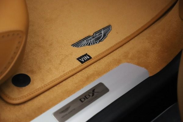New 2021 Aston Martin DBX for sale $212,886 at Maserati of Westport in Westport CT 06880 25
