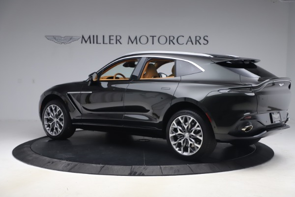 New 2021 Aston Martin DBX for sale $212,886 at Maserati of Westport in Westport CT 06880 3