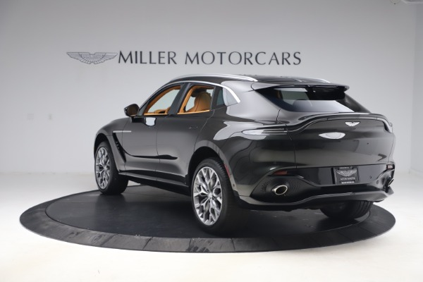 New 2021 Aston Martin DBX for sale $212,886 at Maserati of Westport in Westport CT 06880 4