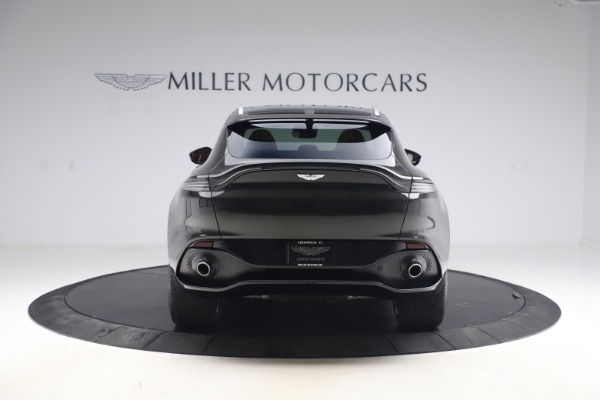 New 2021 Aston Martin DBX for sale $212,886 at Maserati of Westport in Westport CT 06880 5
