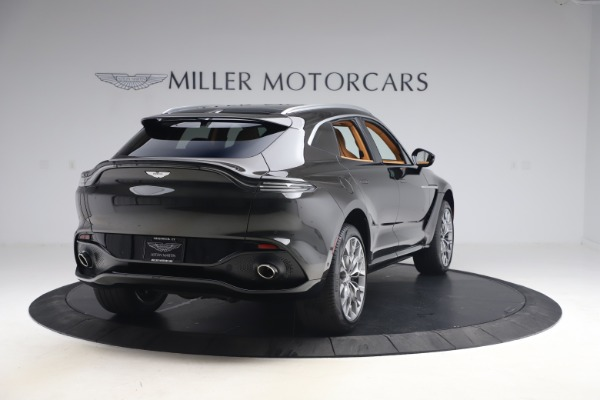 New 2021 Aston Martin DBX for sale $212,886 at Maserati of Westport in Westport CT 06880 6