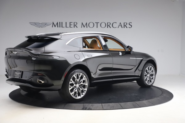 New 2021 Aston Martin DBX for sale $212,886 at Maserati of Westport in Westport CT 06880 7