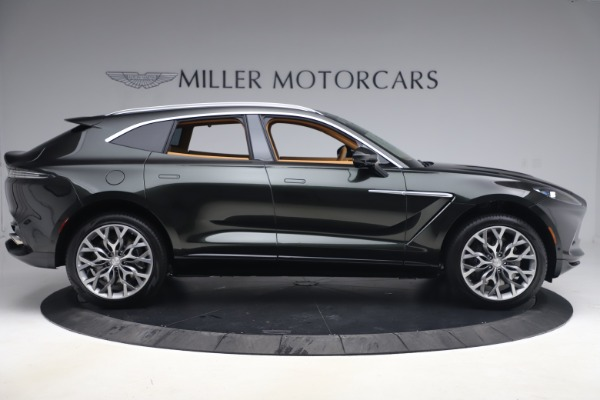 New 2021 Aston Martin DBX for sale $212,886 at Maserati of Westport in Westport CT 06880 8