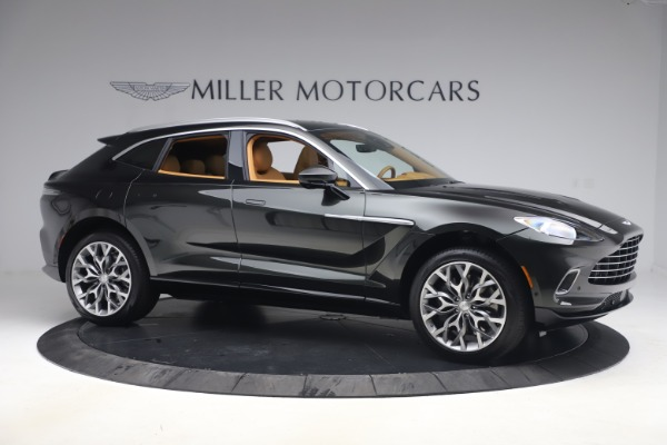 New 2021 Aston Martin DBX for sale $212,886 at Maserati of Westport in Westport CT 06880 9