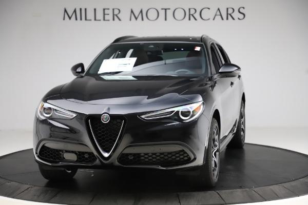 New 2020 Alfa Romeo Stelvio Ti Lusso Q4 for sale $53,995 at Maserati of Westport in Westport CT 06880 1