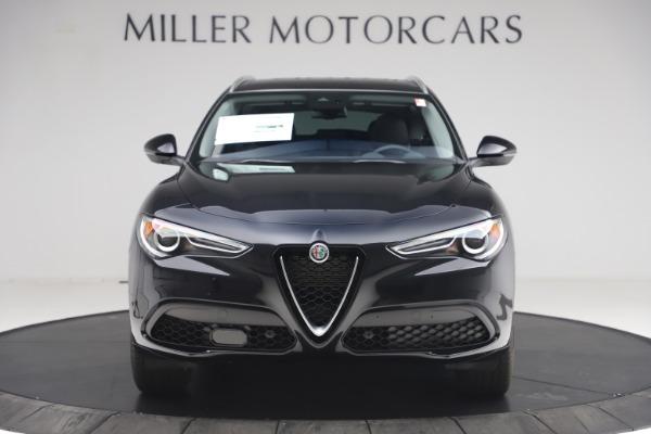 New 2020 Alfa Romeo Stelvio Ti Lusso Q4 for sale Sold at Maserati of Westport in Westport CT 06880 12