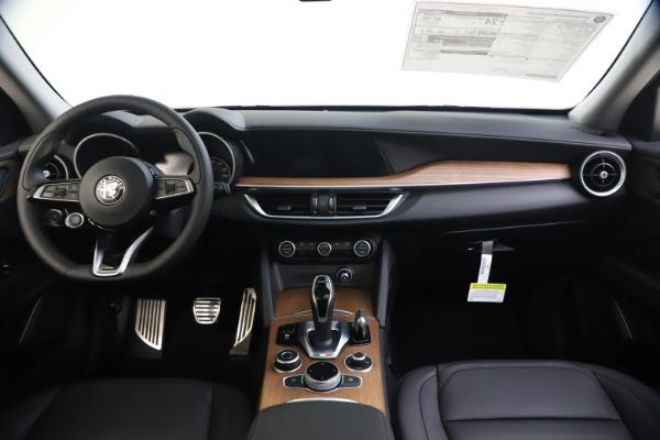 New 2020 Alfa Romeo Stelvio Ti Lusso Q4 for sale Sold at Maserati of Westport in Westport CT 06880 16