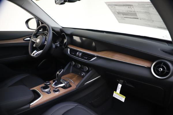 New 2020 Alfa Romeo Stelvio Ti Lusso Q4 for sale Sold at Maserati of Westport in Westport CT 06880 24