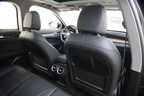 New 2020 Alfa Romeo Stelvio Ti Lusso Q4 for sale Sold at Maserati of Westport in Westport CT 06880 28