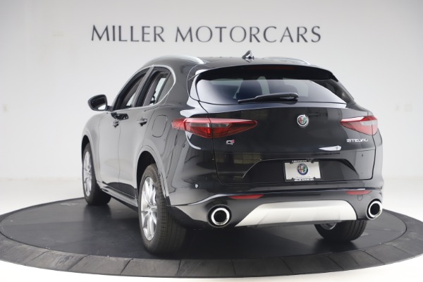 New 2020 Alfa Romeo Stelvio Ti Lusso Q4 for sale Sold at Maserati of Westport in Westport CT 06880 5