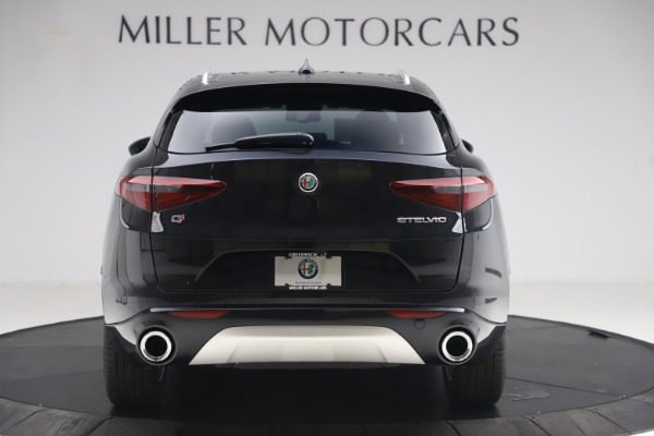 New 2020 Alfa Romeo Stelvio Ti Lusso Q4 for sale Sold at Maserati of Westport in Westport CT 06880 6