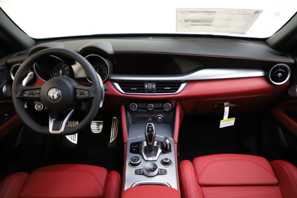 New 2020 Alfa Romeo Stelvio Ti Sport Q4 for sale $57,245 at Maserati of Westport in Westport CT 06880 16