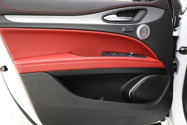 New 2020 Alfa Romeo Stelvio Ti Sport Q4 for sale $57,245 at Maserati of Westport in Westport CT 06880 17