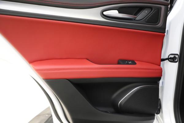 New 2020 Alfa Romeo Stelvio Ti Sport Q4 for sale $57,245 at Maserati of Westport in Westport CT 06880 21
