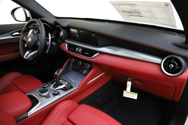 New 2020 Alfa Romeo Stelvio Ti Sport Q4 for sale $57,245 at Maserati of Westport in Westport CT 06880 24