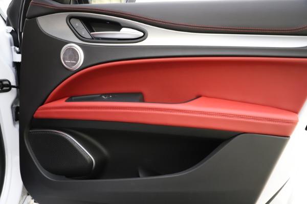 New 2020 Alfa Romeo Stelvio Ti Sport Q4 for sale $57,245 at Maserati of Westport in Westport CT 06880 25