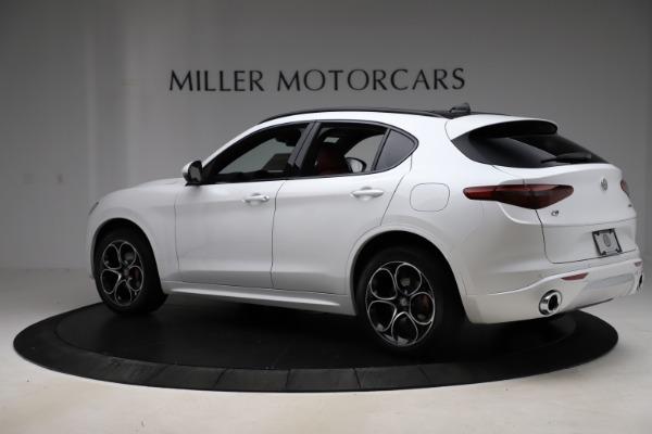 New 2020 Alfa Romeo Stelvio Ti Sport Q4 for sale $57,245 at Maserati of Westport in Westport CT 06880 4