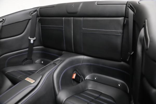 Used 2018 Ferrari California T for sale $185,900 at Maserati of Westport in Westport CT 06880 22