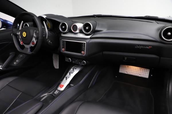 Used 2018 Ferrari California T for sale $185,900 at Maserati of Westport in Westport CT 06880 23