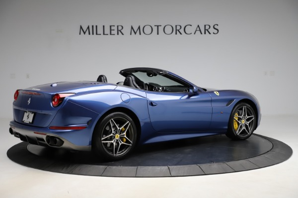Used 2018 Ferrari California T for sale $185,900 at Maserati of Westport in Westport CT 06880 8