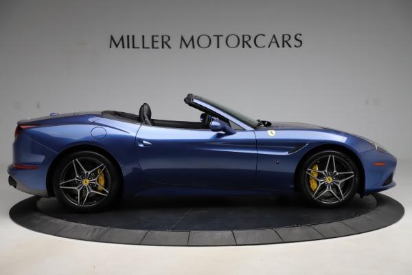 Used 2018 Ferrari California T for sale $185,900 at Maserati of Westport in Westport CT 06880 9