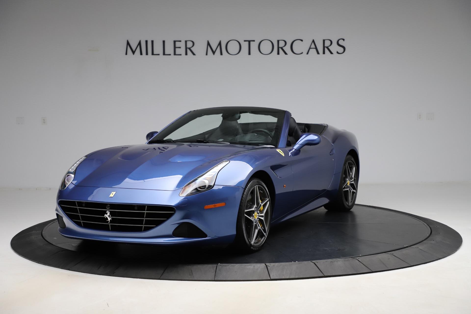 Used 2018 Ferrari California T for sale $185,900 at Maserati of Westport in Westport CT 06880 1