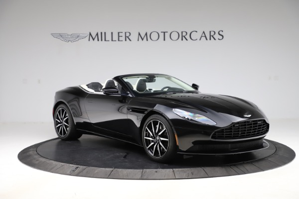 Used 2020 Aston Martin DB11 Volante for sale Sold at Maserati of Westport in Westport CT 06880 10