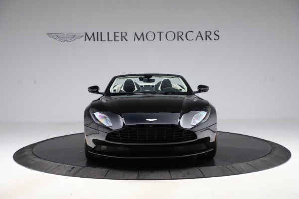 Used 2020 Aston Martin DB11 Volante for sale Sold at Maserati of Westport in Westport CT 06880 11
