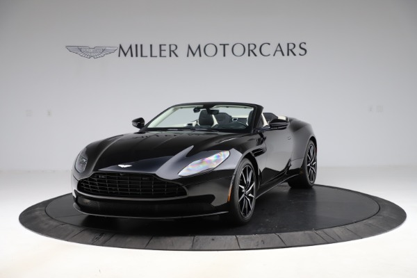 Used 2020 Aston Martin DB11 Volante for sale Sold at Maserati of Westport in Westport CT 06880 12