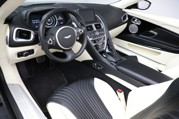 Used 2020 Aston Martin DB11 Volante for sale Sold at Maserati of Westport in Westport CT 06880 13