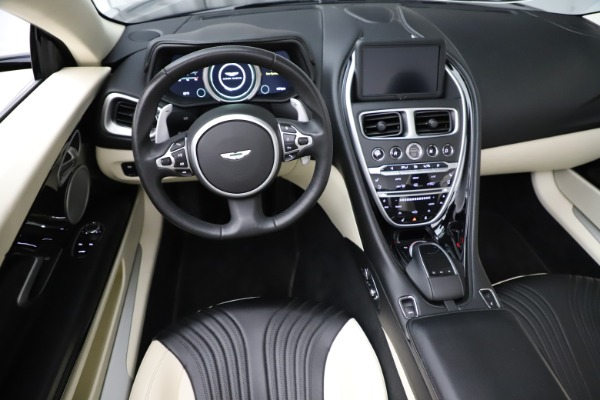 Used 2020 Aston Martin DB11 Volante for sale Sold at Maserati of Westport in Westport CT 06880 17