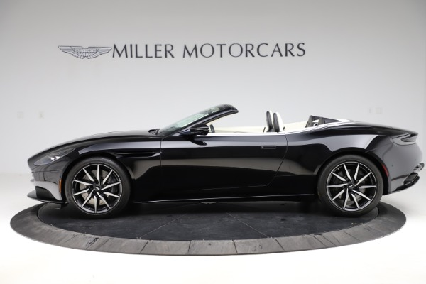 Used 2020 Aston Martin DB11 Volante for sale Sold at Maserati of Westport in Westport CT 06880 2