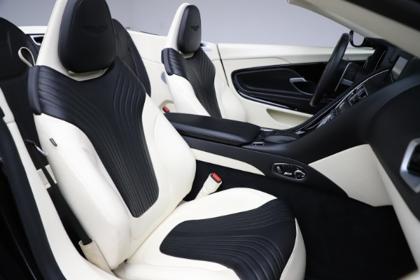 Used 2020 Aston Martin DB11 Volante for sale Sold at Maserati of Westport in Westport CT 06880 21