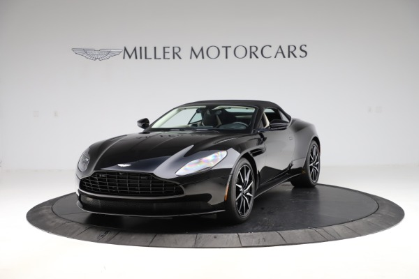 Used 2020 Aston Martin DB11 Volante for sale Sold at Maserati of Westport in Westport CT 06880 24