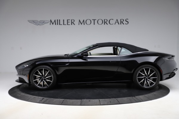 Used 2020 Aston Martin DB11 Volante for sale Sold at Maserati of Westport in Westport CT 06880 25