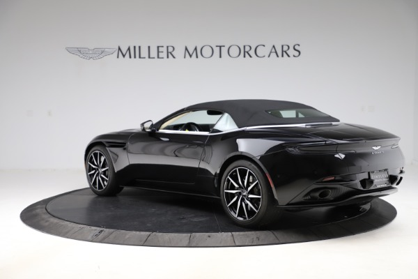 Used 2020 Aston Martin DB11 Volante for sale Sold at Maserati of Westport in Westport CT 06880 26