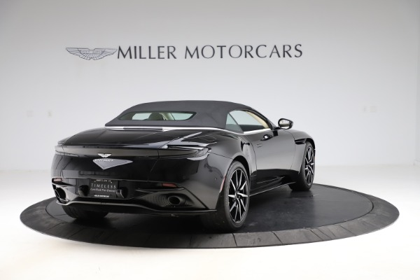 Used 2020 Aston Martin DB11 Volante for sale Sold at Maserati of Westport in Westport CT 06880 27