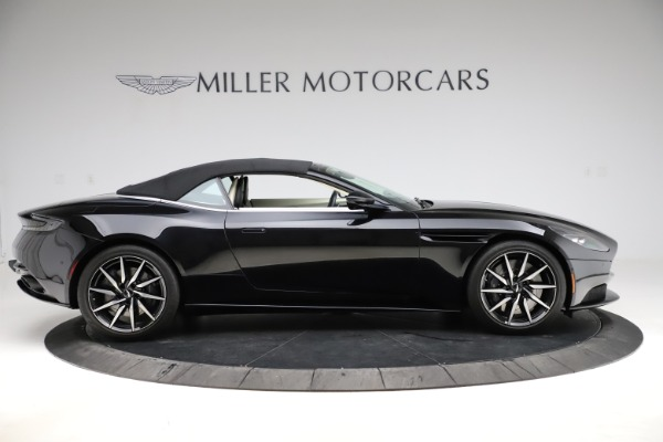Used 2020 Aston Martin DB11 Volante for sale Sold at Maserati of Westport in Westport CT 06880 28