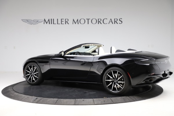 Used 2020 Aston Martin DB11 Volante for sale Sold at Maserati of Westport in Westport CT 06880 3