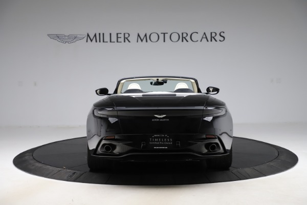 Used 2020 Aston Martin DB11 Volante for sale Sold at Maserati of Westport in Westport CT 06880 5