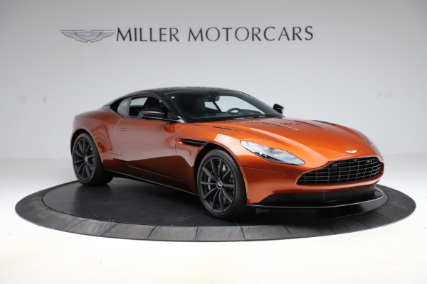 Used 2020 Aston Martin DB11 AMR for sale $199,900 at Maserati of Westport in Westport CT 06880 10