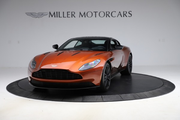 Used 2020 Aston Martin DB11 AMR for sale $199,900 at Maserati of Westport in Westport CT 06880 12