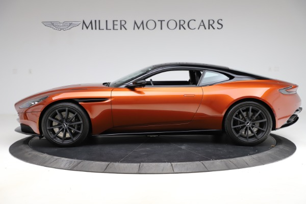 Used 2020 Aston Martin DB11 AMR for sale $199,900 at Maserati of Westport in Westport CT 06880 2