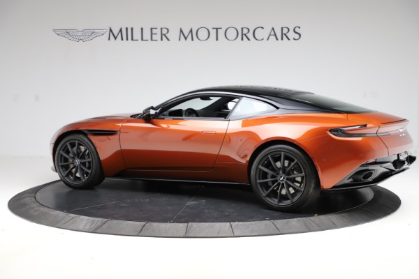 Used 2020 Aston Martin DB11 AMR for sale $199,900 at Maserati of Westport in Westport CT 06880 3