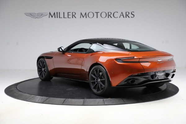 Used 2020 Aston Martin DB11 AMR for sale $199,900 at Maserati of Westport in Westport CT 06880 4