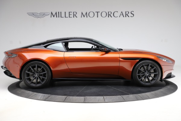 Used 2020 Aston Martin DB11 AMR for sale $199,900 at Maserati of Westport in Westport CT 06880 8